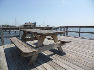 Pier Picnic Table