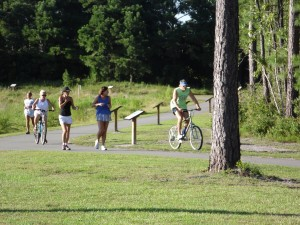 Walking Trail People 2