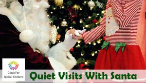 Quiet Visits With Santa @ Airlie Gardens