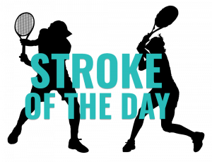 Men's Tennis Stroke of the Day Clinic @ Echo Farms Park